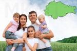 Единовременная выплата семьям при одновременно рождении трех и более детей в Курске и Курской области